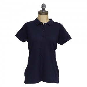 World ARC 2020/21 Womens Polo Shirt - Navy