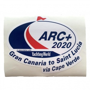 ARC+2020 Sticker