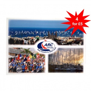 ARC Postcard  (including stamp)