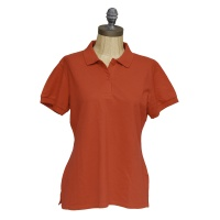 World ARC 2021/22 Womens Polo Shirt - Red